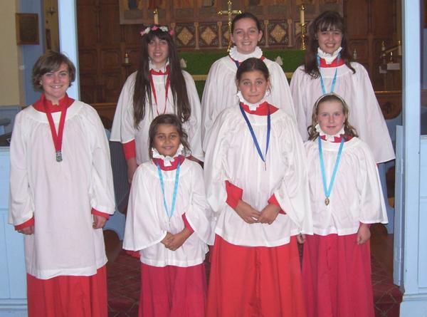 St Marks Anglican Church Junior Choir