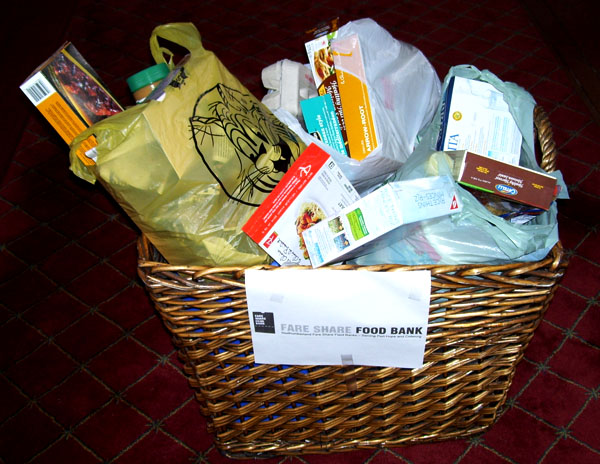 St Marks Anglican Church supports Fare Share