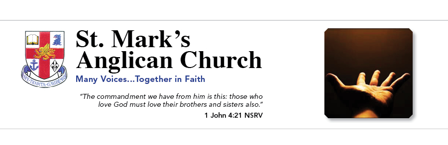 St Marks Anglican Church - Oureach