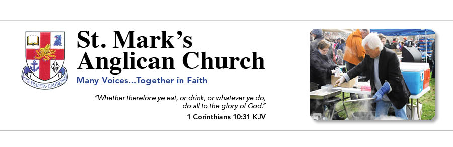St Marks Anglican Church - Events & Fellowship